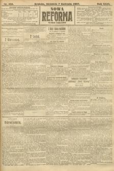 Nowa Reforma (numer poranny). 1907, nr160