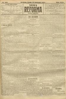 Nowa Reforma (numer poranny). 1907, nr163