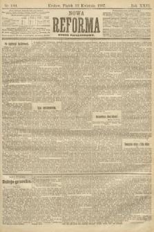 Nowa Reforma (numer popołudniowy). 1907, nr180