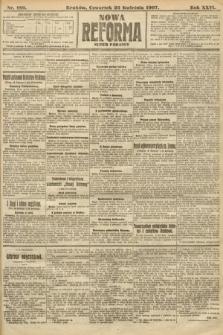Nowa Reforma (numer poranny). 1907, nr189