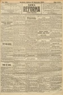 Nowa Reforma (numer poranny). 1907, nr193