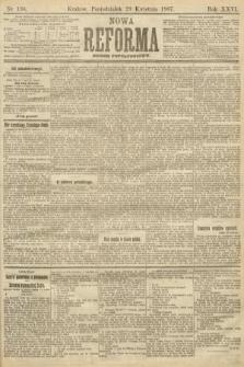 Nowa Reforma (numer popołudniowy). 1907, nr196