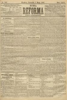 Nowa Reforma (numer popołudniowy). 1907, nr202