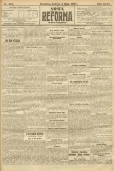 Nowa Reforma (numer poranny). 1907, nr205
