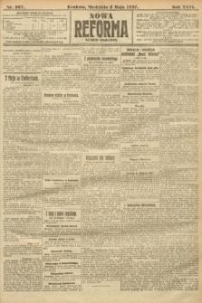 Nowa Reforma (numer poranny). 1907, nr207