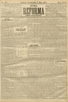 Nowa Reforma (numer popołudniowy). 1907, nr208