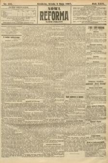 Nowa Reforma (numer poranny). 1907, nr211