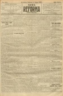 Nowa Reforma (numer poranny). 1907, nr214