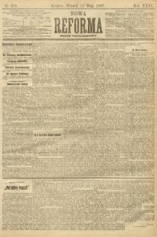 Nowa Reforma (numer popołudniowy). 1907, nr219
