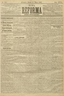 Nowa Reforma (numer popołudniowy). 1907, nr221