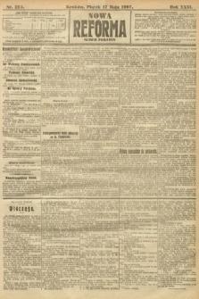 Nowa Reforma (numer poranny). 1907, nr224