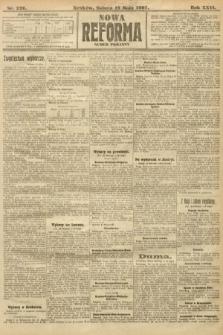 Nowa Reforma (numer poranny). 1907, nr226