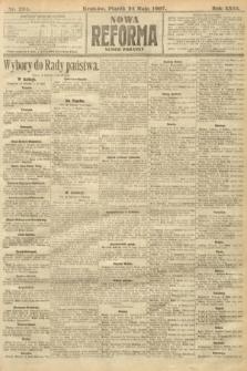 Nowa Reforma (numer poranny). 1907, nr234
