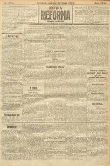 Nowa Reforma (numer poranny). 1907, nr236