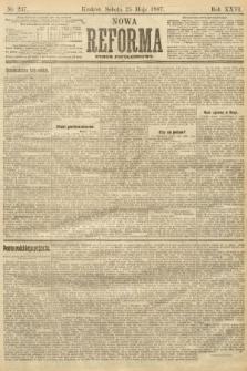 Nowa Reforma (numer popołudniowy). 1907, nr237