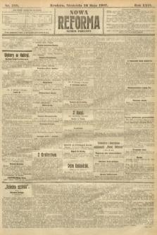 Nowa Reforma (numer poranny). 1907, nr238