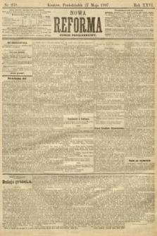 Nowa Reforma (numer popołudniowy). 1907, nr239