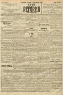 Nowa Reforma (numer poranny). 1907, nr252