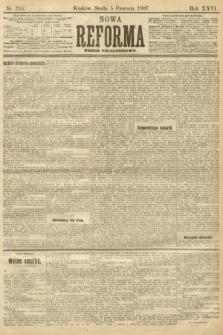 Nowa Reforma (numer popołudniowy). 1907, nr253