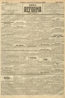 Nowa Reforma (numer poranny). 1907, nr254