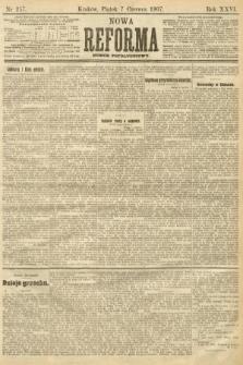 Nowa Reforma (numer popołudniowy). 1907, nr257