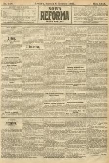 Nowa Reforma (numer poranny). 1907, nr258