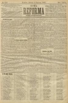 Nowa Reforma (numer popołudniowy). 1907, nr259