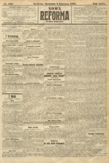 Nowa Reforma (numer poranny). 1907, nr260