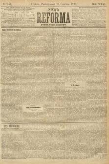 Nowa Reforma (numer popołudniowy). 1907, nr261