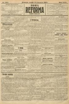 Nowa Reforma (numer poranny). 1907, nr264