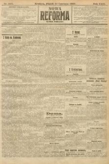 Nowa Reforma (numer poranny). 1907, nr268