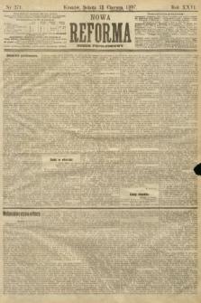 Nowa Reforma (numer popołudniowy). 1907, nr271