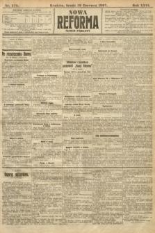 Nowa Reforma (numer poranny). 1907, nr276