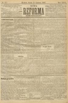 Nowa Reforma (numer popołudniowy). 1907, nr277