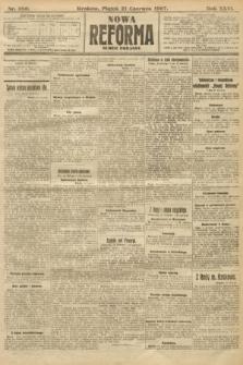 Nowa Reforma (numer poranny). 1907, nr280