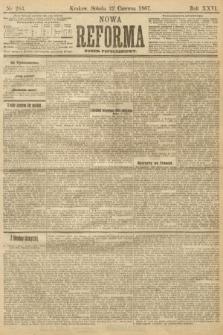 Nowa Reforma (numer popołudniowy). 1907, nr283