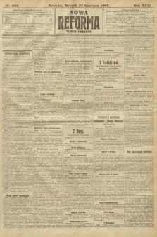 Nowa Reforma (numer poranny). 1907, nr286