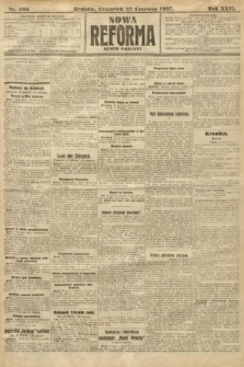 Nowa Reforma (numer poranny). 1907, nr290