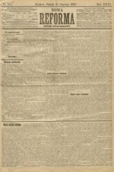 Nowa Reforma (numer popołudniowy). 1907, nr293