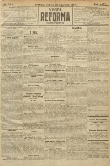 Nowa Reforma (numer poranny). 1907, nr294