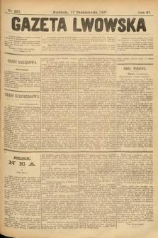 Gazeta Lwowska. 1897, nr 237