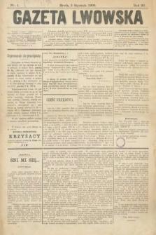 Gazeta Lwowska. 1900, nr1