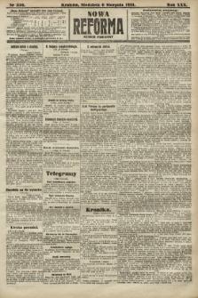 Nowa Reforma (numer poranny). 1911, nr356