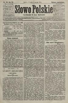 Słowo Polskie (wydanie popołudniowe). 1903, nr102
