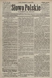Słowo Polskie (wydanie popołudniowe). 1903, nr130