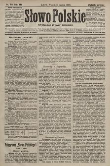 Słowo Polskie (wydanie poranne). 1903, nr150