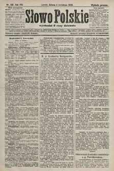 Słowo Polskie (wydanie poranne). 1903, nr158