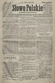 Słowo Polskie (wydanie popołudniowe). 1903, nr305