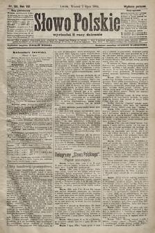 Słowo Polskie (wydanie poranne). 1903, nr310