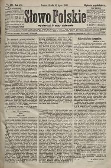 Słowo Polskie (wydanie popołudniowe). 1903, nr325